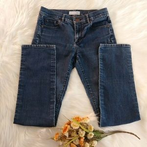 Ann Taylor Loft Modern Straight Jean Size 4